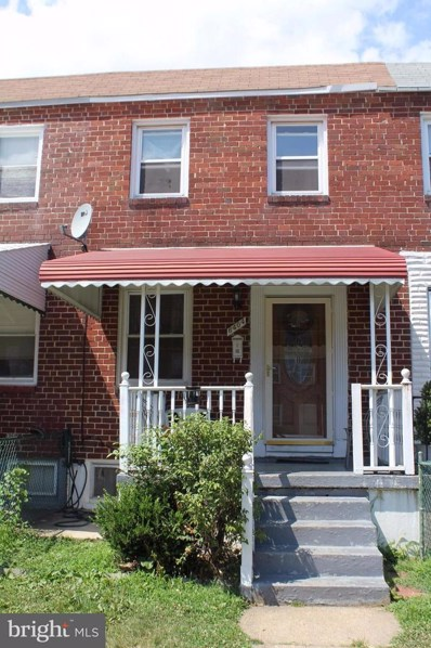 6404 Hartwait Street, Baltimore, MD 21224 - #: 1000044709