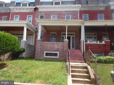 2919 Winchester Street, Baltimore, MD 21216 - MLS#: 1000044763