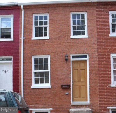 1005 Boyd Street, Baltimore, MD 21223 - #: 1000044769