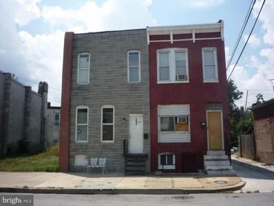 504 Pulaski Street, Baltimore, MD 21223 - MLS#: 1000044813