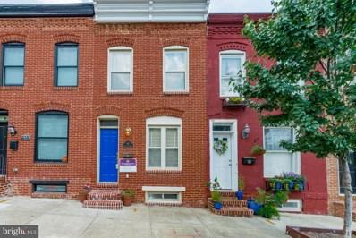 937 Bouldin Street, Baltimore, MD 21224 - MLS#: 1000044853