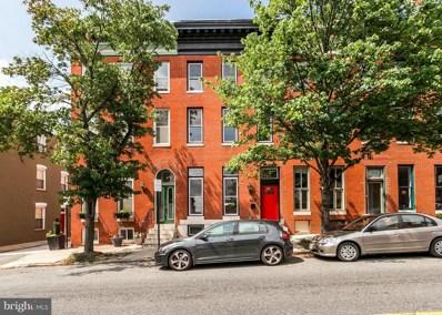 2224 Lombard Street E, Baltimore, MD 21231 - MLS#: 1000044901