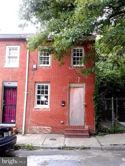 1011 Boyd Street, Baltimore, MD 21223 - MLS#: 1000044945