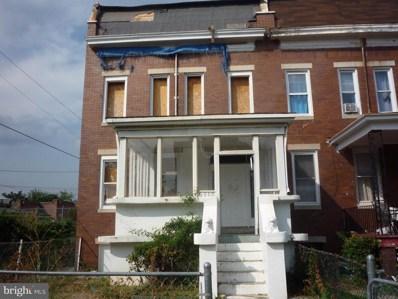 5117 Cordelia Avenue, Baltimore, MD 21215 - MLS#: 1000044959