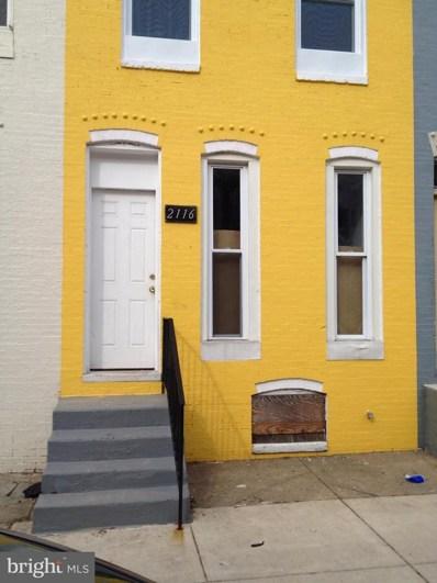 2116 Ridgehill Avenue, Baltimore, MD 21217 - MLS#: 1000044979