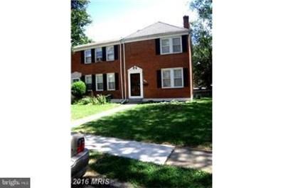 4017 Cedardale Road, Baltimore, MD 21215 - MLS#: 1000045095
