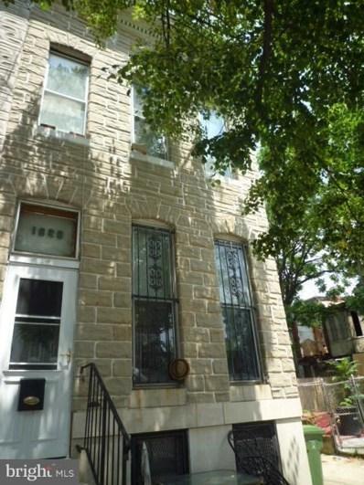 1628 Lanvale Street E, Baltimore, MD 21213 - MLS#: 1000045201