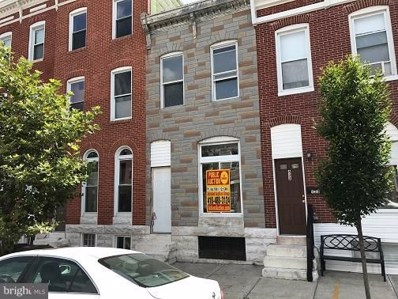 435 Patterson Park Avenue N, Baltimore, MD 21231 - MLS#: 1000045355