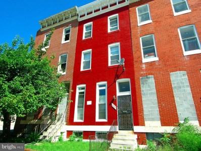 404 North Avenue, Baltimore, MD 21202 - MLS#: 1000045505