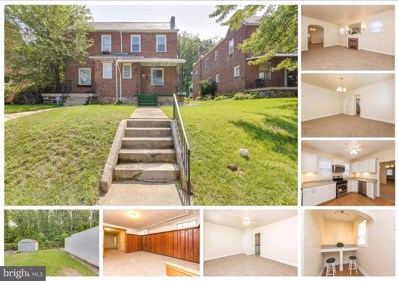 4615 Harcourt Road, Baltimore, MD 21214 - MLS#: 1000045509