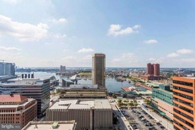 414 Water Street UNIT 2603, Baltimore, MD 21202 - MLS#: 1000045533