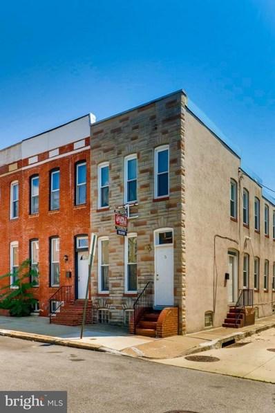 5 Heath Street W, Baltimore, MD 21230 - MLS#: 1000045553