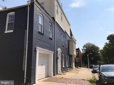 1632 Webster Street, Baltimore, MD 21230 - MLS#: 1000045659