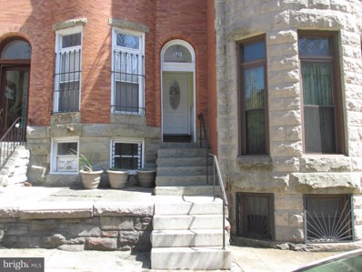 1715 Saint Paul Street UNIT # 102, Baltimore, MD 21202 - MLS#: 1000045661