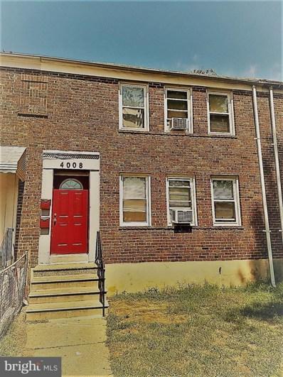 4008 Edgewood Road, Baltimore, MD 21215 - MLS#: 1000045681
