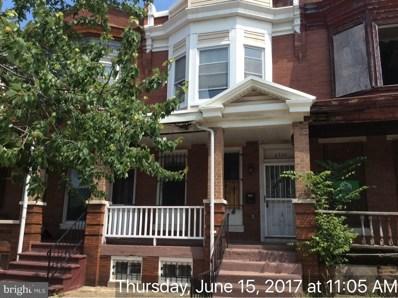 2336 Edmondson Avenue, Baltimore, MD 21223 - MLS#: 1000045693