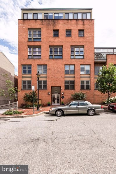123 Barre Street W UNIT 101, Baltimore, MD 21201 - MLS#: 1000045699