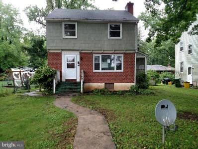 2721 Silver Hill Avenue, Baltimore, MD 21207 - MLS#: 1000045831