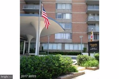 1 University Parkway E UNIT 1404, Baltimore, MD 21218 - MLS#: 1000045909