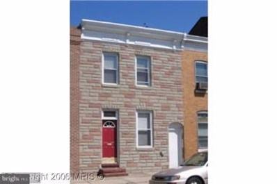 3028 Hudson Street, Baltimore, MD 21224 - MLS#: 1000045989