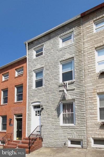 1818 Lombard Street E, Baltimore, MD 21231 - MLS#: 1000046007