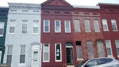 711 Lanvale Street W, Baltimore, MD 21217 - MLS#: 1000046039