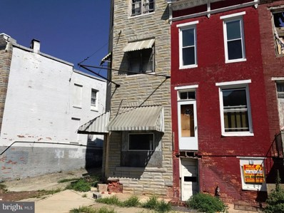 1924 Frederick Avenue, Baltimore, MD 21223 - #: 1000046057