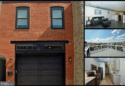 709 Port Street S, Baltimore, MD 21224 - MLS#: 1000046195