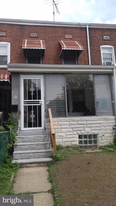 2807 Bookert Drive, Baltimore, MD 21225 - MLS#: 1000046259