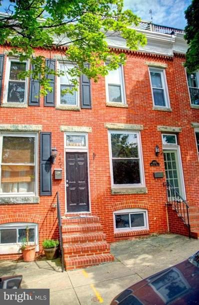 1403 Webster Street, Baltimore, MD 21230 - MLS#: 1000046261