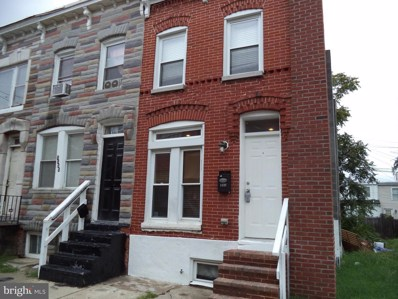 1137 Ward Street, Baltimore, MD 21230 - MLS#: 1000046331