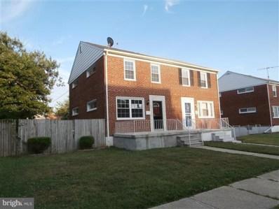 6507 Belle Vista Avenue, Baltimore, MD 21206 - MLS#: 1000046335