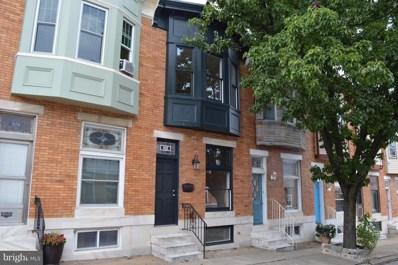 632 Potomac Street S, Baltimore, MD 21224 - MLS#: 1000046349