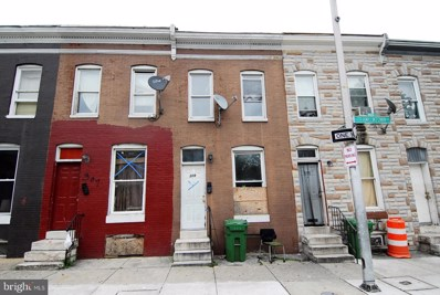 309 Franklintown Road, Baltimore, MD 21223 - MLS#: 1000046383