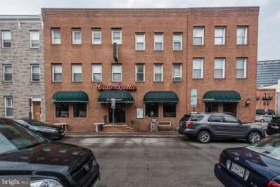 236 High Street S, Baltimore, MD 21202 - MLS#: 1000046429