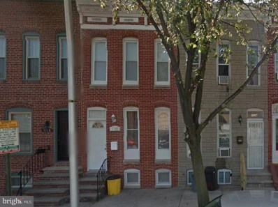 1116 Paca Street, Baltimore, MD 21230 - MLS#: 1000046433