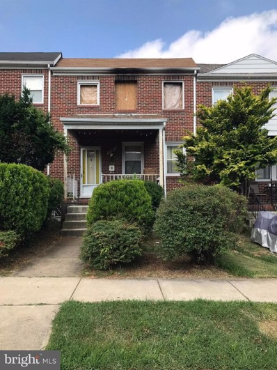 1428 Ellwood Avenue, Baltimore, MD 21213 - MLS#: 1000046487
