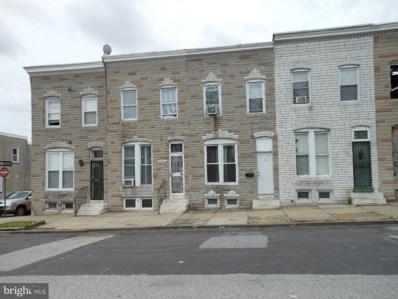 1324 Chester Street N, Baltimore, MD 21213 - MLS#: 1000046595