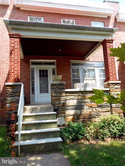 4324 Parkside Drive, Baltimore, MD 21206 - MLS#: 1000046625