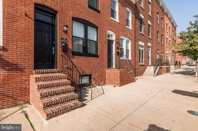 739 Fort Avenue, Baltimore, MD 21230 - MLS#: 1000046735