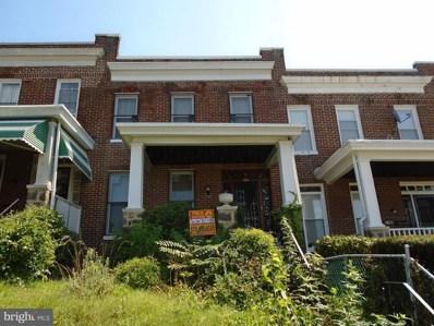 1017 Rosedale Street N, Baltimore, MD 21216 - MLS#: 1000046779