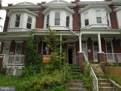 1526 Ellamont Street N, Baltimore, MD 21216 - MLS#: 1000046821