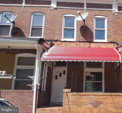 1638 Cliftview Avenue, Baltimore, MD 21213 - MLS#: 1000046955