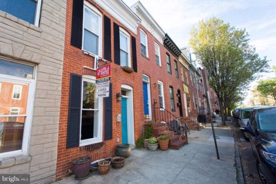 1438 Battery Avenue, Baltimore, MD 21230 - #: 1000046981