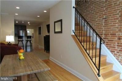 1631 Hanover Street, Baltimore, MD 21230 - MLS#: 1000047029