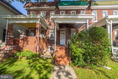 3622 Hayward Avenue, Baltimore, MD 21215 - MLS#: 1000047035