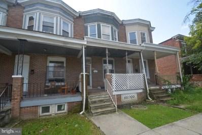 3127 Baker Street, Baltimore, MD 21216 - MLS#: 1000047199