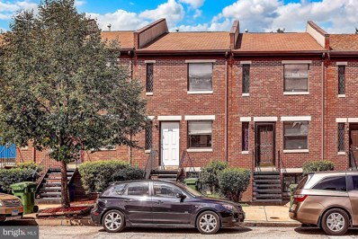806 Pratt Street, Baltimore, MD 21201 - MLS#: 1000047243