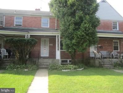 1419 Stonewood Road, Baltimore, MD 21239 - MLS#: 1000047247