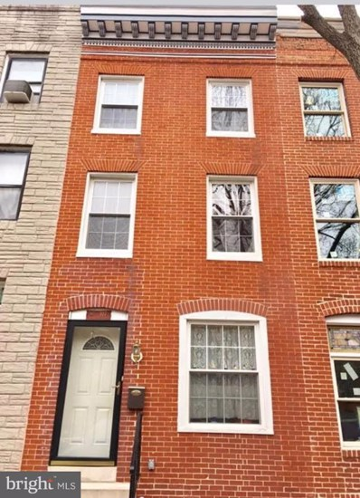 107 S Chester Street, Baltimore, MD 21231 - MLS#: 1000047267